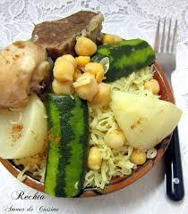 cuisine algeroise rechta algeroise amour de cuisine