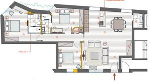 Westfield London Floor Plan Belsize Road Gardens Swiss Cottage London Nw3 3 Bedroom Flat