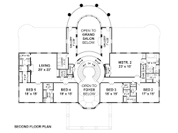 mansion house plans pictures mansion house plan the architectural digest