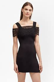 cold shoulder dress lace beau cold shoulder dress sale connection usa