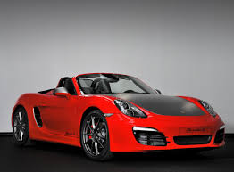 porsche red porsche boxster s red 7 edition unveiled automotorblog