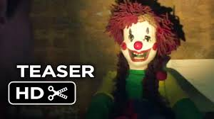 poltergeist official teaser trailer 1 2015 sam rockwell