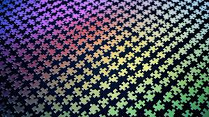 color spectrum puzzle this jigsaw puzzle made of 1 000 colors is easier than you think