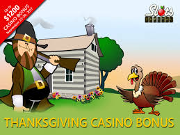 thanksgiving slots up to 1200 thanksgiving bonus and gobblers gold thanksgiving slot