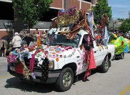 for parade tougeau wheeled parade in kansas