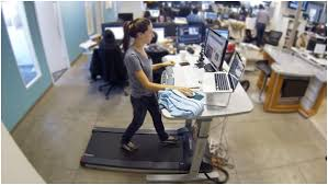 Standing Or Sitting Desk Healthy Desk For Working Sitting Standing Or Treadmill