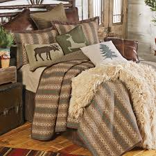 country style comforters details about red brown rustic western