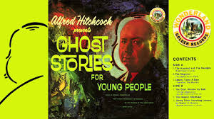 alfred hitchcock presents ghost stories for young people full