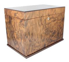 cigar table prestige cigar cabinet humidor station