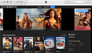 how to rent movies on itunes