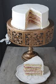 wedding cake fillings lemon raspberry layer cake the epicurean