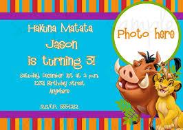 lion king birthday party invitation ideas u2013 bagvania free