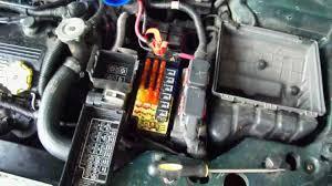1996 2000 chrysler sebring convertible relays u0026 fuses fuzes