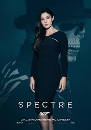 vodka martini james bond monica bellucci spectre character poster spectre pinterest