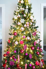 holiday decorating idea an ombre gradient christmas tree young
