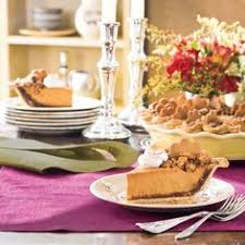 make ahead thanksgiving dessert pumpkin chiffon pie pie coconut