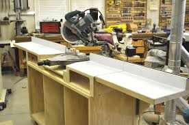 compound miter saw vs table saw how to build a miter saw table step by step impossible house