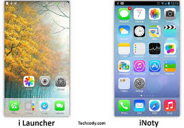 turn android into iphone how to turn android phone into ios or iphone techcody