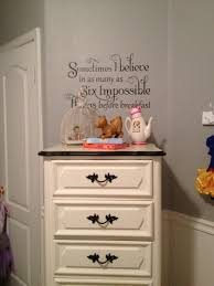 disney inspired nursery baby betty black and white disney