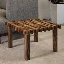 Acacia Table Waffle Table In Acacia Terramai Pdx