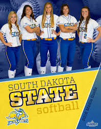 2016 south dakota state softball media guide by south dakota state