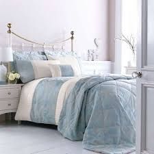 Dunelm Mill Duvet Covers Olivia Embroidered Duck Egg Duvet Cover Dunelm