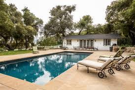homes with pools spas u0026 jacuzzis santa ynez vacation rentals