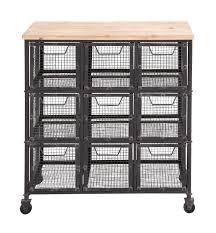 Storage Shelves With Baskets Farmhouse Style Storage 25 Bins Buckets U0026 Baskets To Love