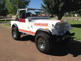 renegade jeep cj7 1985 cj7 renegade u2013 the jeep farm