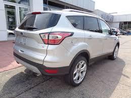 Ford Escape Titanium - new 2017 ford escape titanium roselle il friendly ford