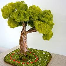 shop dollhouse miniature trees on wanelo