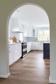 white kitchen cabinets with blue island white kitchen with navy blue island wins design award