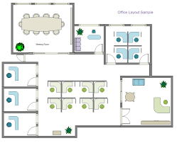 with edraw office layout software you can draw an effective