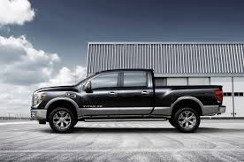 nissan turbo diesel 2016 nissan titan xd pick up for the us debuts cummins turbo