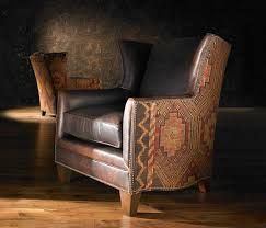 southwestern style home decor southwest style leather u0026 santa fe upholstery design chair sw