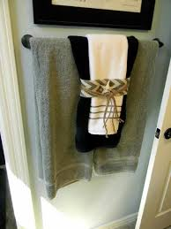 bathroom towel ideas towel design ideas with about decorative awesome display racks