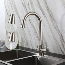 three kitchen faucets contemporary three way sink mixer water filter tap 304 sus kitchen