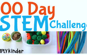Challenge Science 100 Day Stem Challenge Science School
