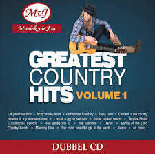the country boys greatest country hits vol 1 cd