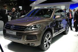 volkswagen touareg prices reviews and new model information