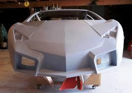 replica lamborghini interior lamborghini reventon roadster and murcielago replica body kits