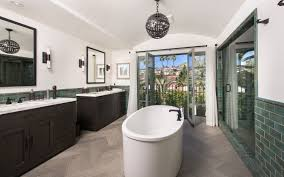Spanish Style Bathroom by Glitzy Spanish Style With U0027views Of The Observatory From Nearly