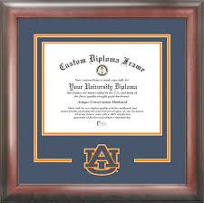 auburn diploma frame auburn tigers collegiate graduaiton diploma frame with