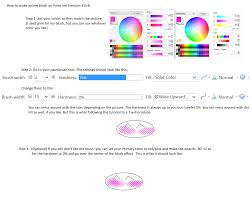 paint net blush tutorial by jiyugami on deviantart