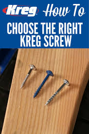 Woodworking Shows On Tv by Best 25 Kreg Screws Ideas On Pinterest Kreg Tools Kreg Jig