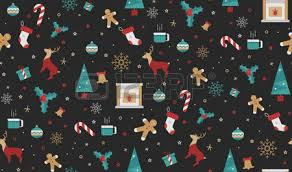 flat christmas wrapping paper wrapping paper images stock pictures royalty free wrapping