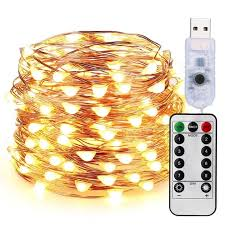 led christmas lights with remote control dimmable led christmas lights 33ft 100 led usb string lights with