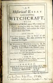 als sample essay virginia tech essay ncssm essay help u s department of defense magazines special collections at virginia tech title page for 039 an historical essay concerning witchcraft