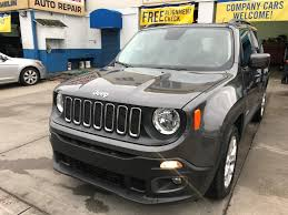 suv jeep 2017 used 2017 jeep renegade latitude suv 16 990 00