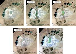 Aral Sea Map The Future Of The Aral Sea Lies In Transboundary Co Operation